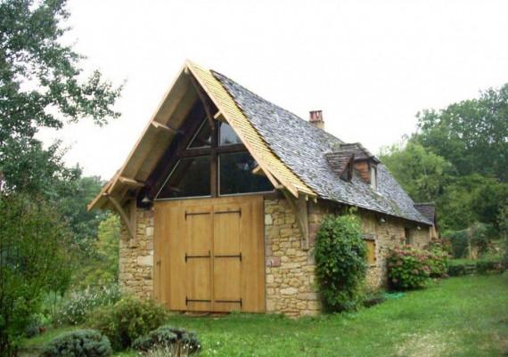 Modification de toiture (aprés)